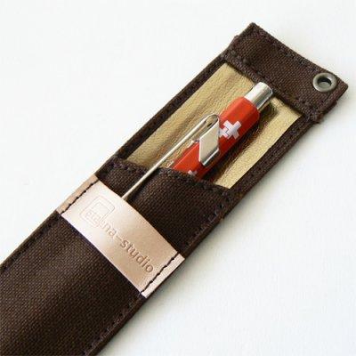 画像1: staana-stationery - 帆布10 1ペンケース